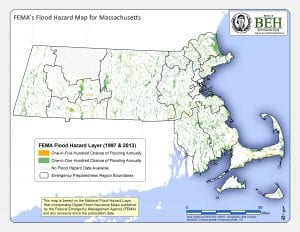 Massachusetts Flood Insurance